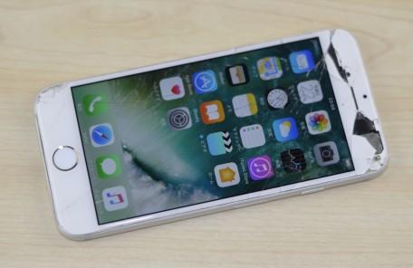 液晶パネル破損 SoftBank iPhone6買取りました!16GB NG482J/A,ガラス割れ・液晶割れiPhoneを売るならジャンク品iPhone買取ストア!