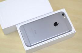 指紋認証故障 au iPhone6買取りました!64GB MG4F2J/A スペースグレイ